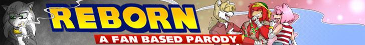 Reborn - A Fan Parody Ad Banner