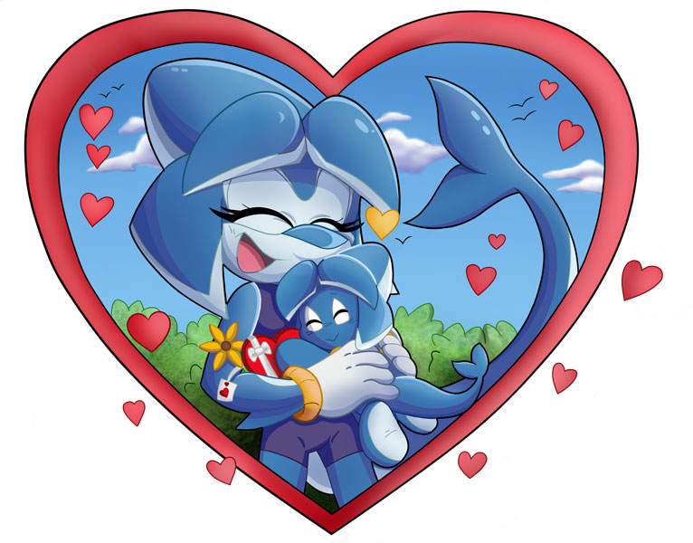 Chao-entine - Tempest Valentine's Day!